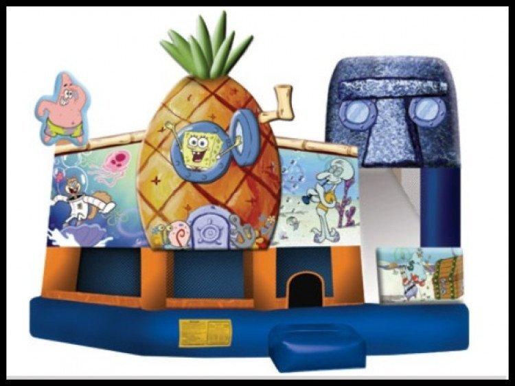 3D Spongebob Combo