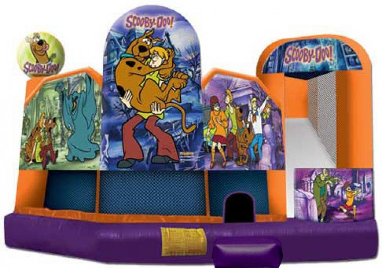 Scooby-Doo Combo